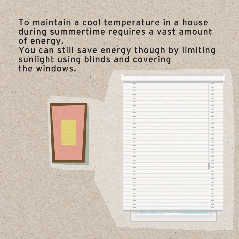 Energy saving image
